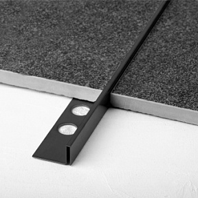 Профиль Juliano Tile Trim SB018-4S-12H Black