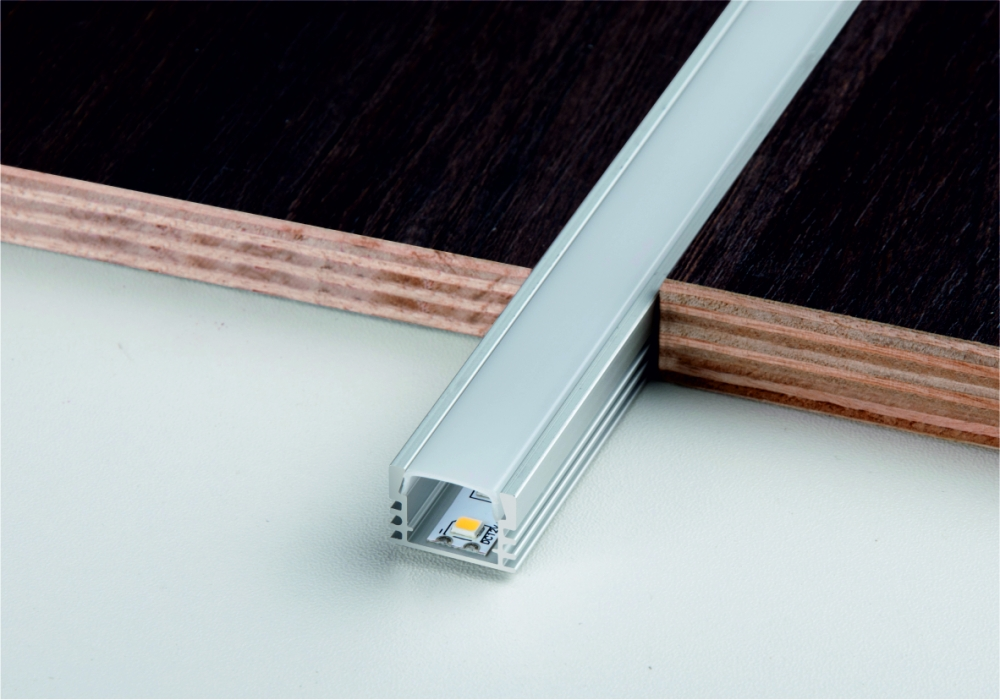 Профиль Juliano LED Tile Trim ALE801Aluminium (3000мм)