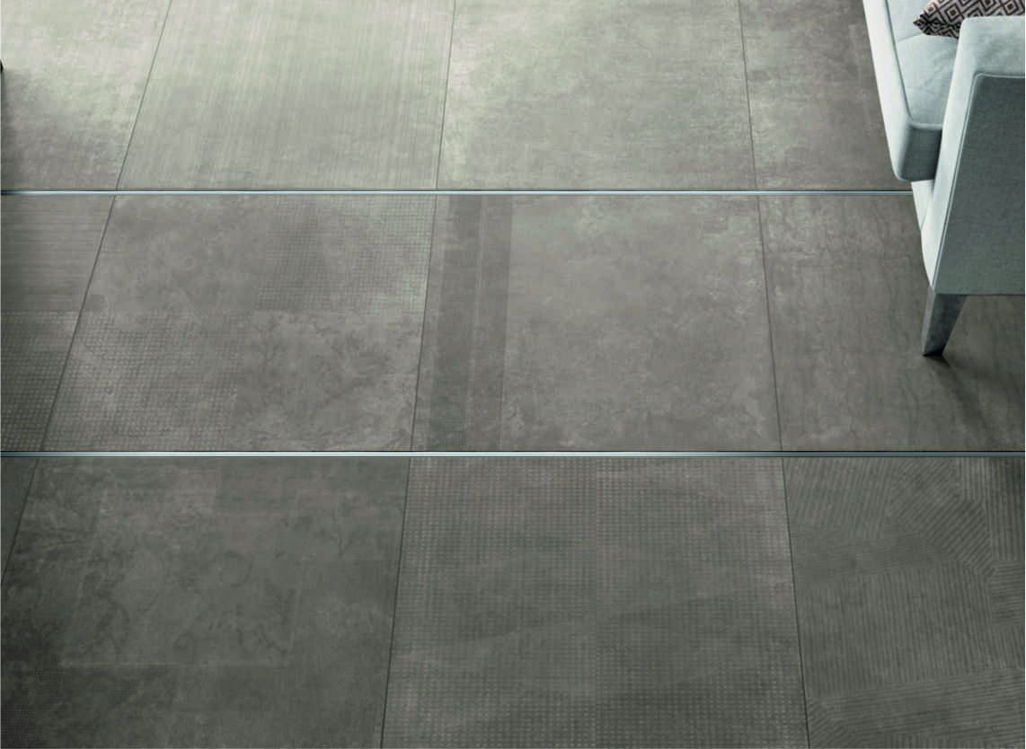 Профиль Juliano Tile Trim SL026-1S Silver (толщина металла 0,8мм) - Фото интерьеров №3