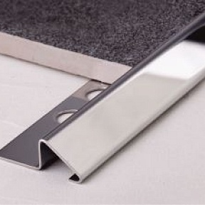 Профиль Juliano Tile Trim Silver SL028-1S-12H