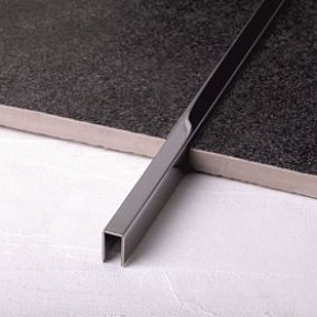 Профиль Juliano Tile Trim SUP051 Silver