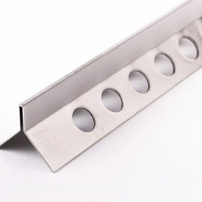 Профиль Juliano Tile Trim SBP025-1S-14.5H Silver