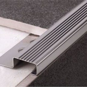 Профиль Juliano Tile Trim SB022 Silver
