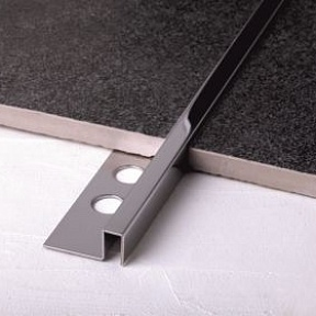 Профиль Juliano Tile Trim SB017-1S-10H Silver